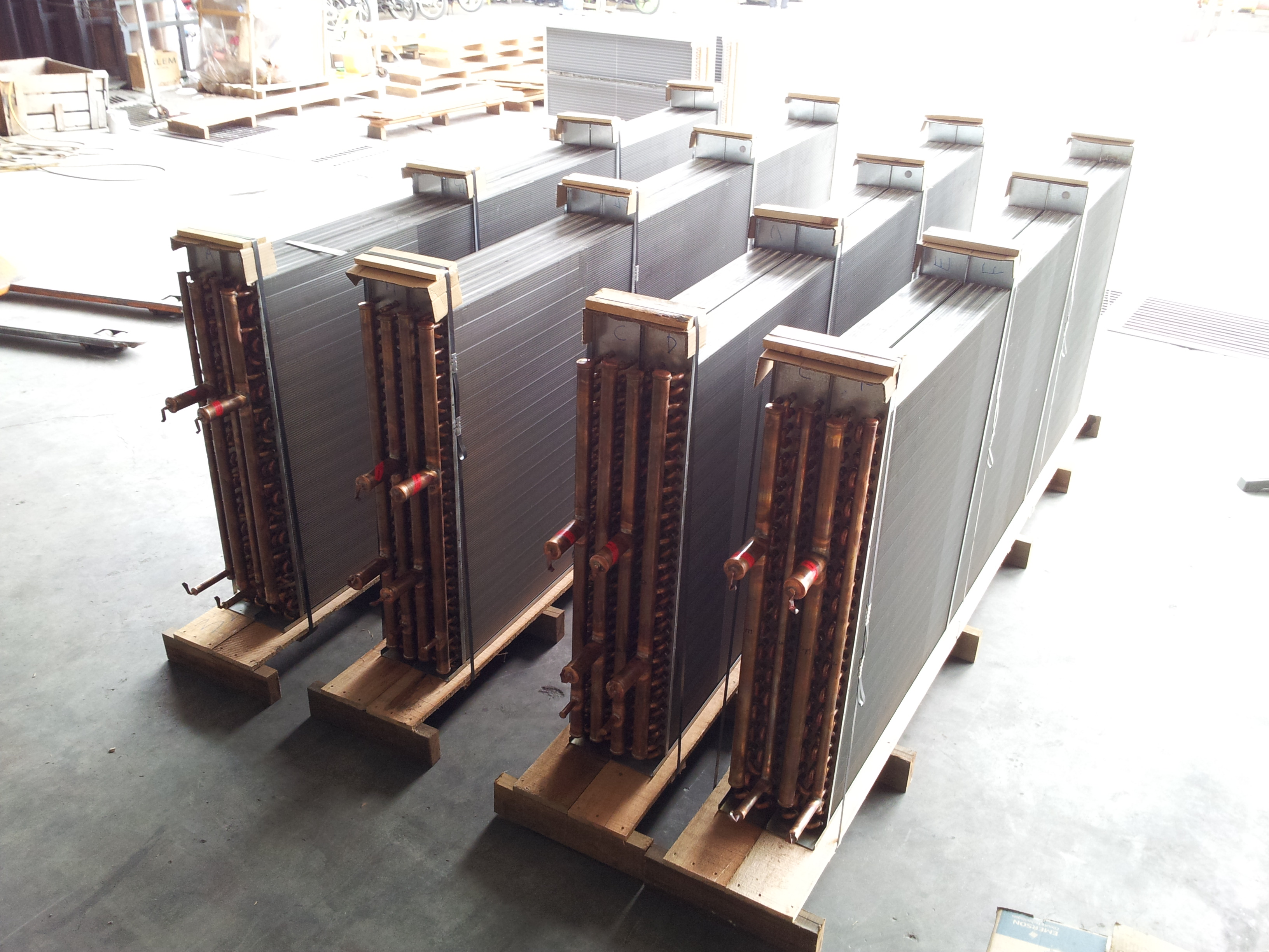 Condenser Coil Thermal Matic